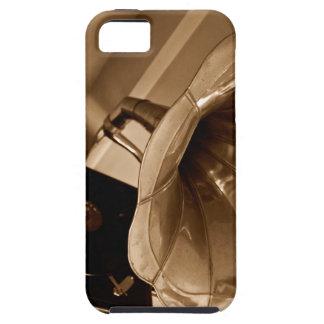 Amantes de la música antiguos de los regalos del iPhone 5 carcasas