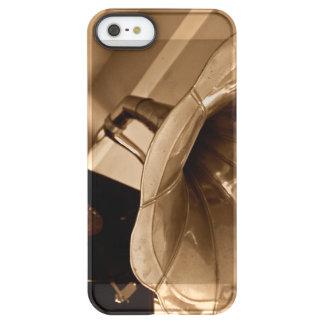 Amantes de la música antiguos de los regalos del funda permafrost™ deflector para iPhone 5 de uncom