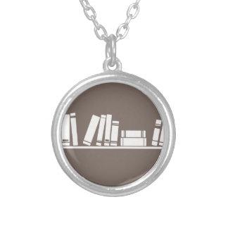 ¡Amantes de libros! Colgante
