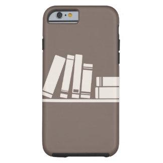 ¡Amantes de libros! Funda De iPhone 6 Tough