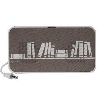 ¡Amantes de libros iPhone Altavoz