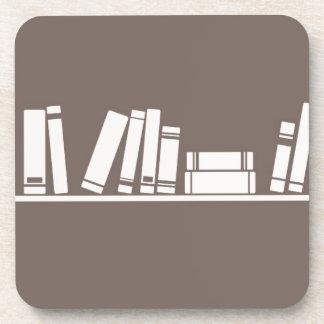 ¡Amantes de libros! Posavasos De Bebida