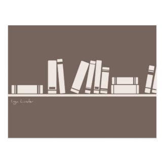 ¡Amantes de libros! Tarjeta Postal
