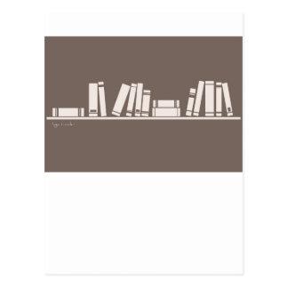 ¡Amantes de libros! Postal