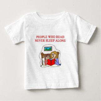 amantes de libros y de la lectura poleras