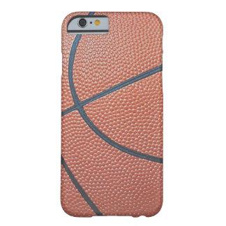 Amantes de los look_Hoops de la textura de Funda Para iPhone 6 Barely There