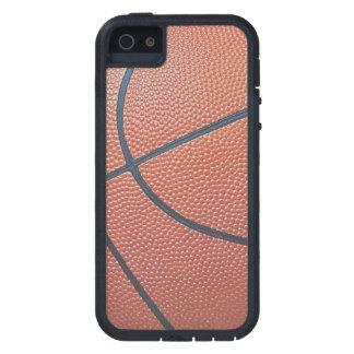 Amantes de los look_Hoops de la textura de Spirit_ iPhone 5 Carcasa