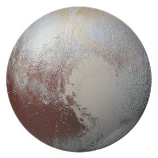 Amantes de Plutón Plato De Comida