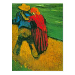 Amantes de Van Gogh dos Postal