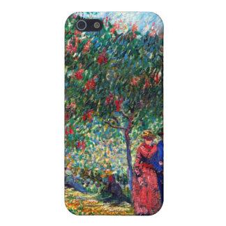 Amantes de Van Gogh en Montmarte iPhone 5 Cobertura