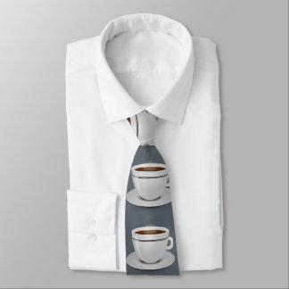 Amantes del café -- Corbata