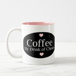 Amantes del café tazas