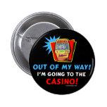 Amantes del casino pin