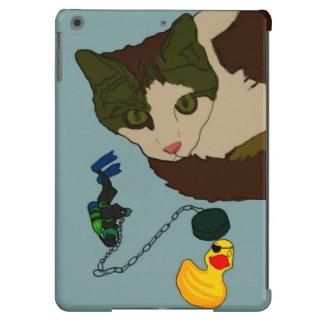 """Amantes del gato, """"gato en un baño """""""