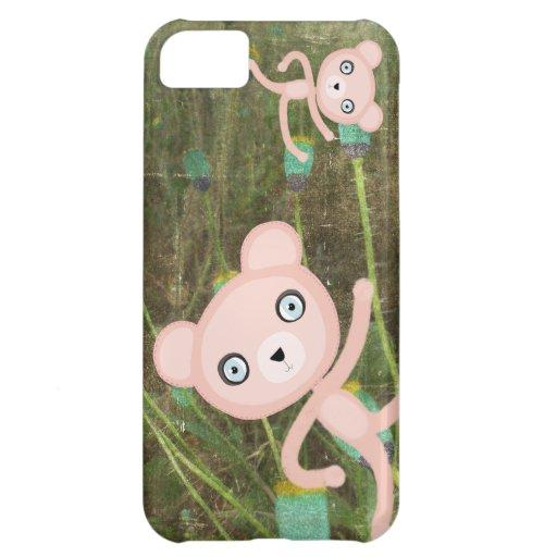 Amantes del oso funda iPhone 5C