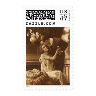 Amantes del vintage, música romántica romántica sellos