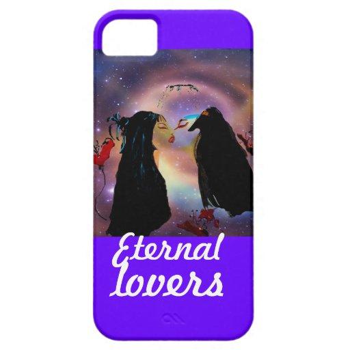 Amantes eternos iPhone 5 cobertura