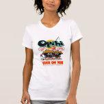 Amantes felices de Opihi Camiseta