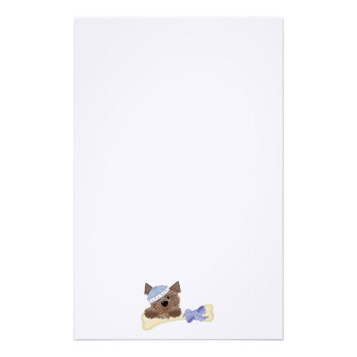 Amantes inmóviles del perro papeleria