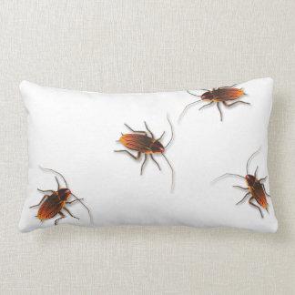 Amantes pegajosos del insecto de las cucarachas de almohadas