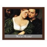 Amantes venecianos de Bordone París (la mejor Comunicados