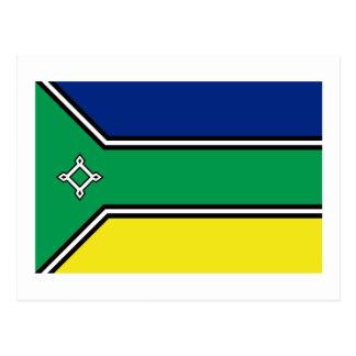 Amapá, Brazil Flag Post Cards