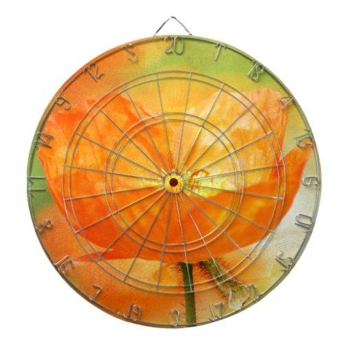 Amapola anaranjada