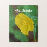 Amapola de California Rompecabezas