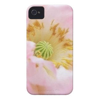 Amapola rosada etérea Case-Mate iPhone 4 carcasa