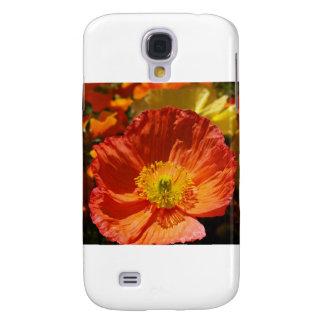 Amapolas de California Funda Para Galaxy S4