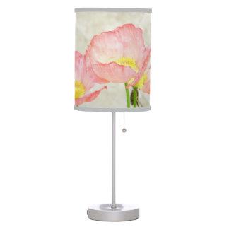 Amapolas florales del featurein de la pantalla
