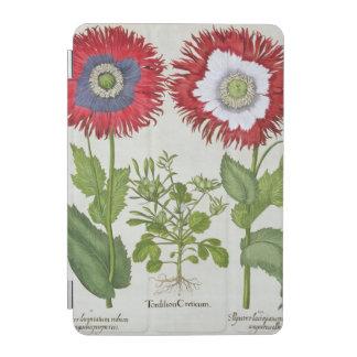 Amapolas ornamentales, del 'Hortus el Eystettensis Cubierta De iPad Mini
