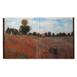 Amapolas salvajes de Monet