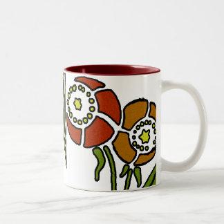 Amapolas Taza De Café