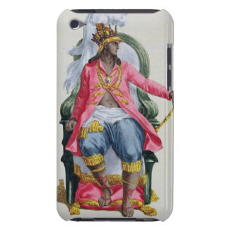 Amar, King of Ouidah, from 'Receuil des Estampes, iPod Touch Case