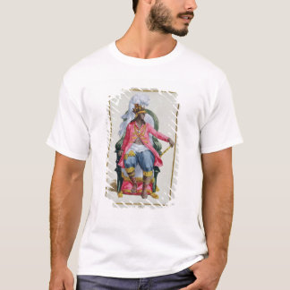 Amar, King of Ouidah, from 'Receuil des Estampes, T-Shirt