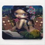 """""""Amara and the Book"""" Mousepad"""