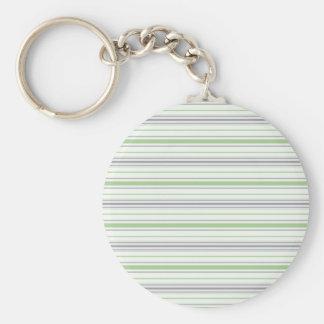 Amara Stripe pistachio Keychain