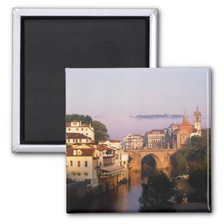 Amarante, Portugal 2 Inch Square Magnet