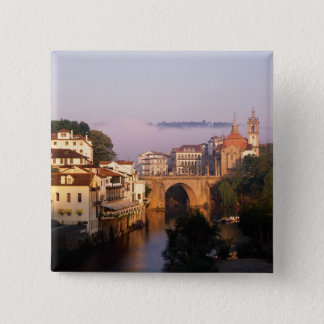Amarante, Portugal Pinback Button