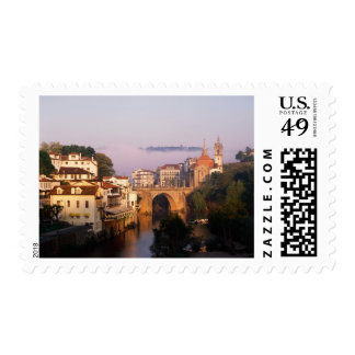 Amarante, Portugal Postage Stamp