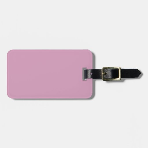 Amaranth Pink Background Tags For Bags