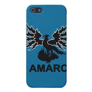 AMARC Aerospace Maintenance & Regeneration Center iPhone SE/5/5s Cover