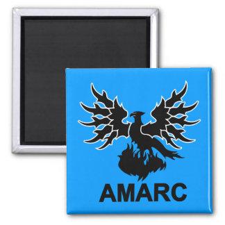 AMARC  Aerospace Maintenance & Regeneration Center Magnet