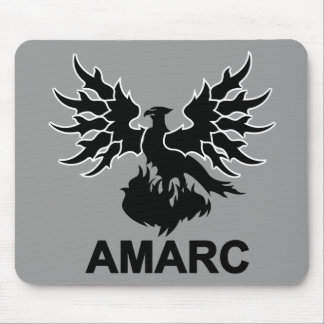 AMARC  Aerospace Maintenance & Regeneration Center Mouse Pad