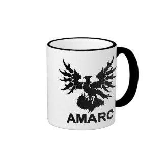 AMARC  Aerospace Maintenance & Regeneration Center Ringer Coffee Mug