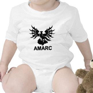 AMARC  Aerospace Maintenance & Regeneration Center Baby Bodysuit