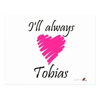Amaré siempre a Tobias Postal