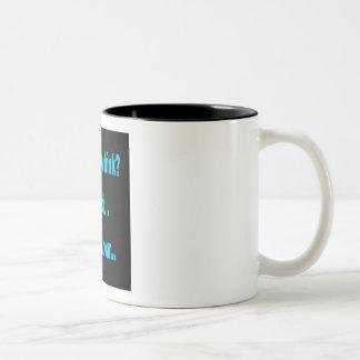 amargo tazas de café