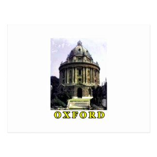 Amarillo 1986 de la foto 198 de Oxford El MUSEO Postales